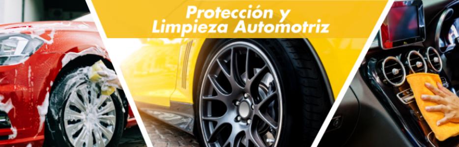 PROTECCIÓN Y LIMPIEZA AUTOMOTRIZ